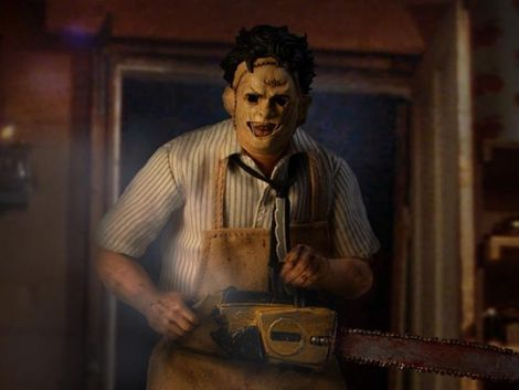 (PRE-ORDER) THE TEXAS CHAINSAW MASSACRE ONE:12 COLLECTIVE DELUXE LEATHERFACE
