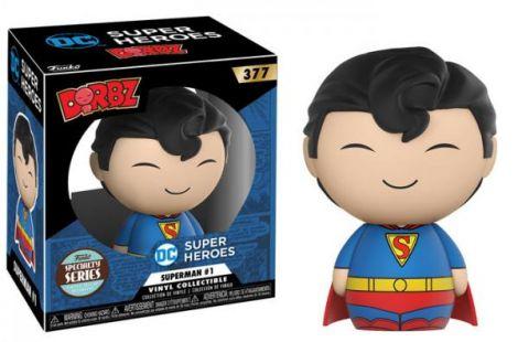 (RELEASED) DORBZ DC SUPERMAN COMIC BOOK #1 (SPECIALTY)