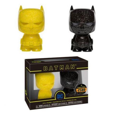 (RELEASED) BATMAN GOLD AND BLACK HIKARI XS 2-PACK