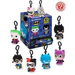 (RELEASED) BLIND BOX PLUSH DC BATMAN