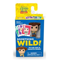 (RELEASED) SOMETHING WILD! CARD GAME- DISNEY TOY STORY