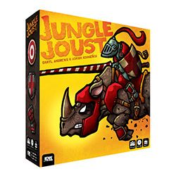 (RELEASED) JUNGLE JOUST