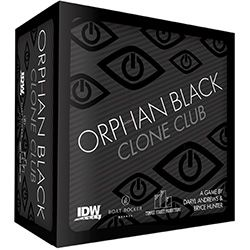 (RELEASED) ORPHAN BLACK CLONE CLUB (PRE-ORDER BONUS)