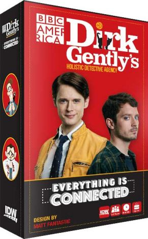 (RELEASED) DIRK GENTLY'S HOLISTIC DETECTIVE AGENCY