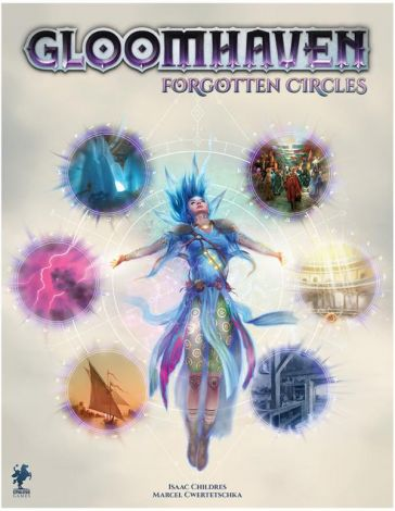 (RELEASED) GLOOMHAVEN EXP FORGOTTEN CIRCLES