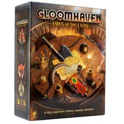 (RELEASED) GLOOMHAVEN JAWS OF THE LION EXPANDALONE