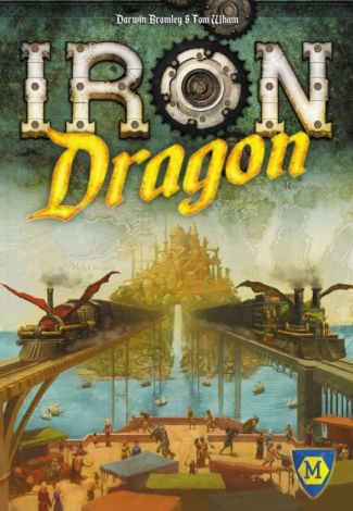 (RELEASED) IRON DRAGON