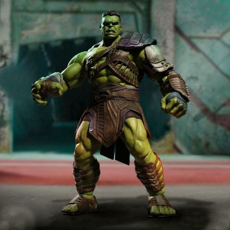 (RELEASED) ONE:12 COLLECTIVE FIGURE HULK RAGNAROK