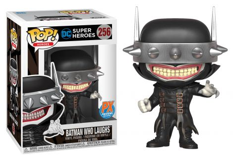 (RELEASED) POP DC HEROES BATMAN WHO LAUGHS PX