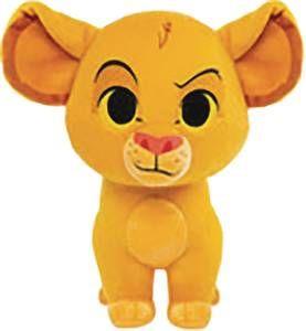 (RELEASED) LION KING SIMBA PLUSH