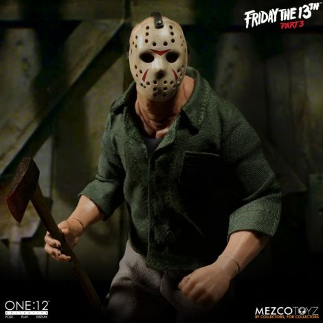 (RELEASED) ONE:12 COLLECTIVE FRIDAY THE 13TH PT3 JASON