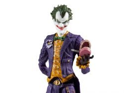 (RELEASED) BATMAN: ARKHAM ASYLUM DC MULTIVERSE THE JOKER FIGURE