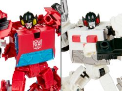 (PRE-ORDER) TRANSFORMERS GENERATIONS SELECTS CORDON & SPIN-OUT TWO-PACK