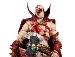 (PRE-ORDER) MORTAL KOMBAT XI SPAWN (BLOOD FEUD HUNTER VER.) ACTION FIGURE