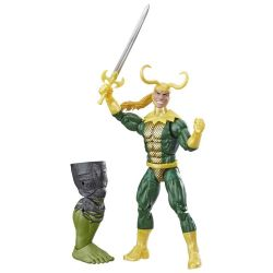 (RELEASED) AVENGERS: ENDGAME MARVEL LEGENDS WAVE 2 LOKI (HULK BAF)