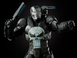 (PRE-ORDER) MARVEL COMICS 80TH ANNIVERSARY MARVEL LEGENDS VARIANT WAR MACHINE