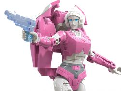 (RELEASED) TRANSFORMERS WAR FOR CYBERTRON: EARTHRISE DELUXE ARCEE