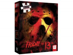 (RELEASED) FRIDAY THE 13TH 1000-PIECE PUZZLE