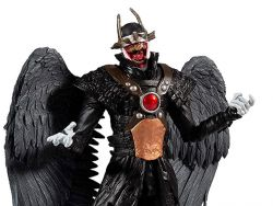 (RELEASED) DC MULTIVERSE THE BATMAN WHO LAUGHS WITH SKY TYRANT WINGS ACTION FIGURE (COLLECT TO BUILD: THE MERCILESS)