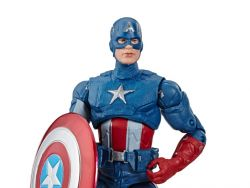 (RELEASED) AVENGERS: ENDGAME MARVEL LEGENDS CAPTAIN AMERICA (THOR BAF)