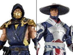 (PRE-ORDER) MORTAL KOMBAT XI SCORPION & RAIDEN TWO-PACK