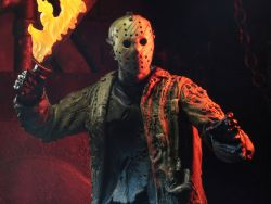(RELEASED) FREDDY VS. JASON ULTIMATE JASON VOORHEES FIGURE