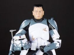 (PRE-ORDER) STAR WARS: THE BLACK SERIES CLONE COMMANDER WOLFFE (THE CLONE WARS)