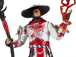 (PRE-ORDER) MORTAL KOMBAT XI RAIDEN (BLOODY WHITE HOT FURY VER.) ACTION FIGURE