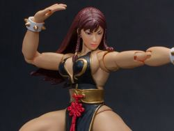 (RELEASED) STREET FIGHTER V CHUN-LI (ARCADE EDITION) 1/12 SCALE NYCC 2018 EXCLUSIVE FIGURE