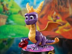 (PRE-ORDER) SPYRO THE DRAGON 8in STATUE (RE-ISSUE)