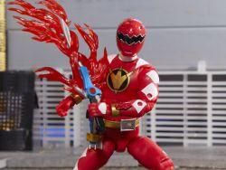 (PRE-ORDER) POWER RANGERS DINO THUNDER LIGHTNING COLLECTION RED RANGER