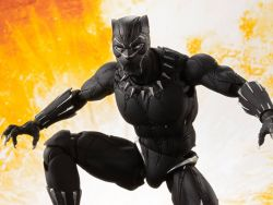 (COMING SOON) AVENGERS: INFINITY WAR S.H.FIGUARTS BLACK PANTHER & TAMASHII EFFECT