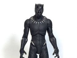 (RELEASED) MARVEL SELECT BLACK PANTHER