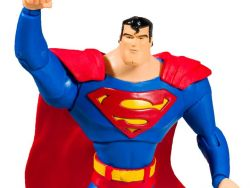 (RELEASED) SUPERMAN: THE ANIMATED SERIES DC MULTIVERSE SUPERMAN ACTION FIGURE