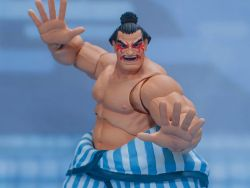 (PRE-ORDER) STREET FIGHTER V E. HONDA 1/12 SCALE FIGURE