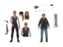 (RELEASED) TERMINATOR 2 SARAH CONNOR AND JOHN CONNOR (2 PACK)