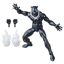(RELEASED) MARVEL LEGENDS RETRO COLLECTION BLACK PANTHER